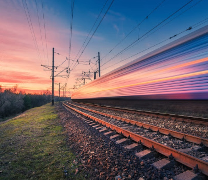 The UK is responsible for around 1.7 billion train journeys each year and over 400,000 tons of freight that are transported over the UK network of tra